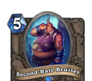 Second-Rate Bruiser