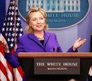 President Hillary Rodham Clinton