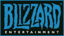 Blizzard Entertainment logo blue outline on black.png