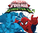 Ultimate Spider-Man vs The Sinister 6 Comics