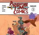 Hora de Aventura: Cómics Número 3