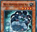 Mega-Hámster Súper Ágil