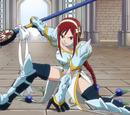Armure de la Reine de la Foudre