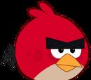 Personajes de las Aventuras de los Angry Birds