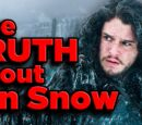 Jon Snow is THE KEY to Game of Thrones