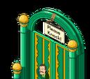Emerald City Gate