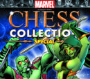 Marvel Chess Collection Special Vol 1 Gamora and Drax