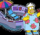King-Size Homer Bundle