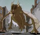 Godzilla the Series Universe
