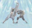 Kakashi, le ninja copieur