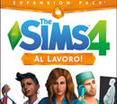 The Sims 4: A Lavoro!