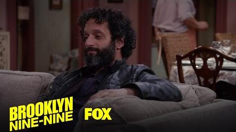 Adrian Complains About Not Being Able To Return To The Force Season 4 Ep. 7 BROOKLYN NINE-NINE