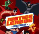 Justice League Action (TV Series) Episode: Speed Demon