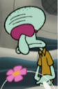 Squidward Wearing a Sleep Mask.png