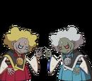 Goldie und Silvie