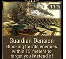 Guardian Derision