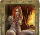 The Witcher images — Censored romance cards