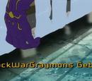 BlackWarGreymons Geburt