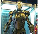 Advanced Iron Man Suits