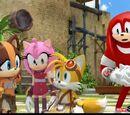 Sonic Boom (TV series) videos