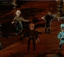 Retro puppet