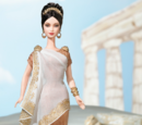 Princess of Ancient Greece Barbie Doll