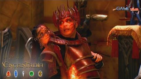 Encantadia- Pagpaslang kay Hagorn