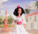 Puerto Rican Barbie Doll