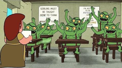 Clash-A-Rama! The Series University of Goblin