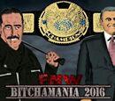 FNW Bitchamania 2016
