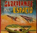 Guardianes del Espacio Stickers (FHER)