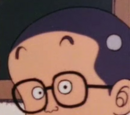 Bald Kid in Arale's Class