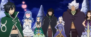 Fairy Tail Members ready to go to Celestial Spirit World.png