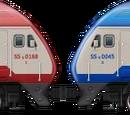 22 Power Electric Locomotives