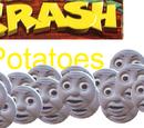 Crash Potatoes (Trigger Happy the Gremlin)
