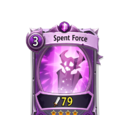 Spent Force