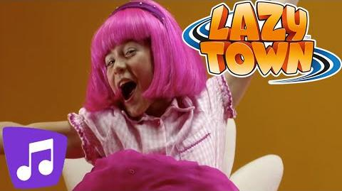 LazyTown Boogie Woogie Boo Music Video