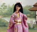 Japanese Barbie Doll (14163)