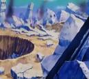 Planet Kanassa Ruins (Dragon Ball Series)