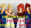 Dragon Ball Z: La Fusion Entre Vegetto y Gogeta