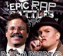 Theodore Roosevelt vs Winston Churchill/Rap Meanings