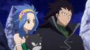 Gajeel, Levy and Lily in Celestial Spirit Clothing.jpg