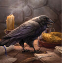 Old Bear's Raven by Sandara, Fantasy Flight Games©.jpg