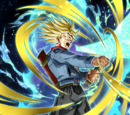 Sword of Hope and Wishes Super Saiyan Trunks (Future)
