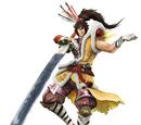 Sengoku Basara: Samurai Heroes Character Images