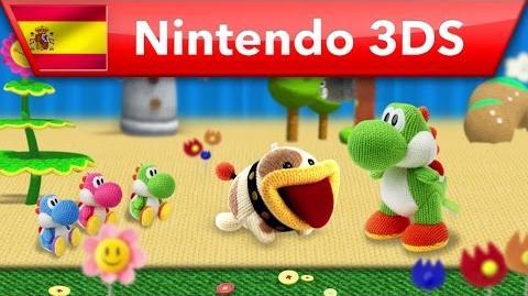 Poochy & Yoshi's Woolly World - Tráiler de novedades (Nintendo 3DS)-0