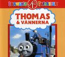 Thomas and the Guard (Swedish DVD)