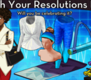 Ditch Your Resolutions Day
