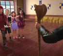 Jafar's Snake Staff