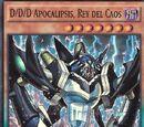 D/D/D Apocalipsis, Rey del Caos